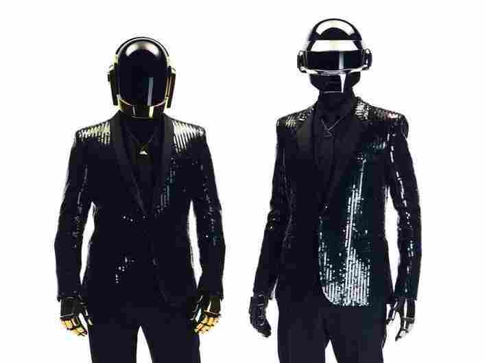 In spite of the robotic persona they've cultivated for years, Thomas Bangalter and Guy-Manuel de Homem-Christo elected to make the latest Daft Punk album in a real studio, with real musicians.