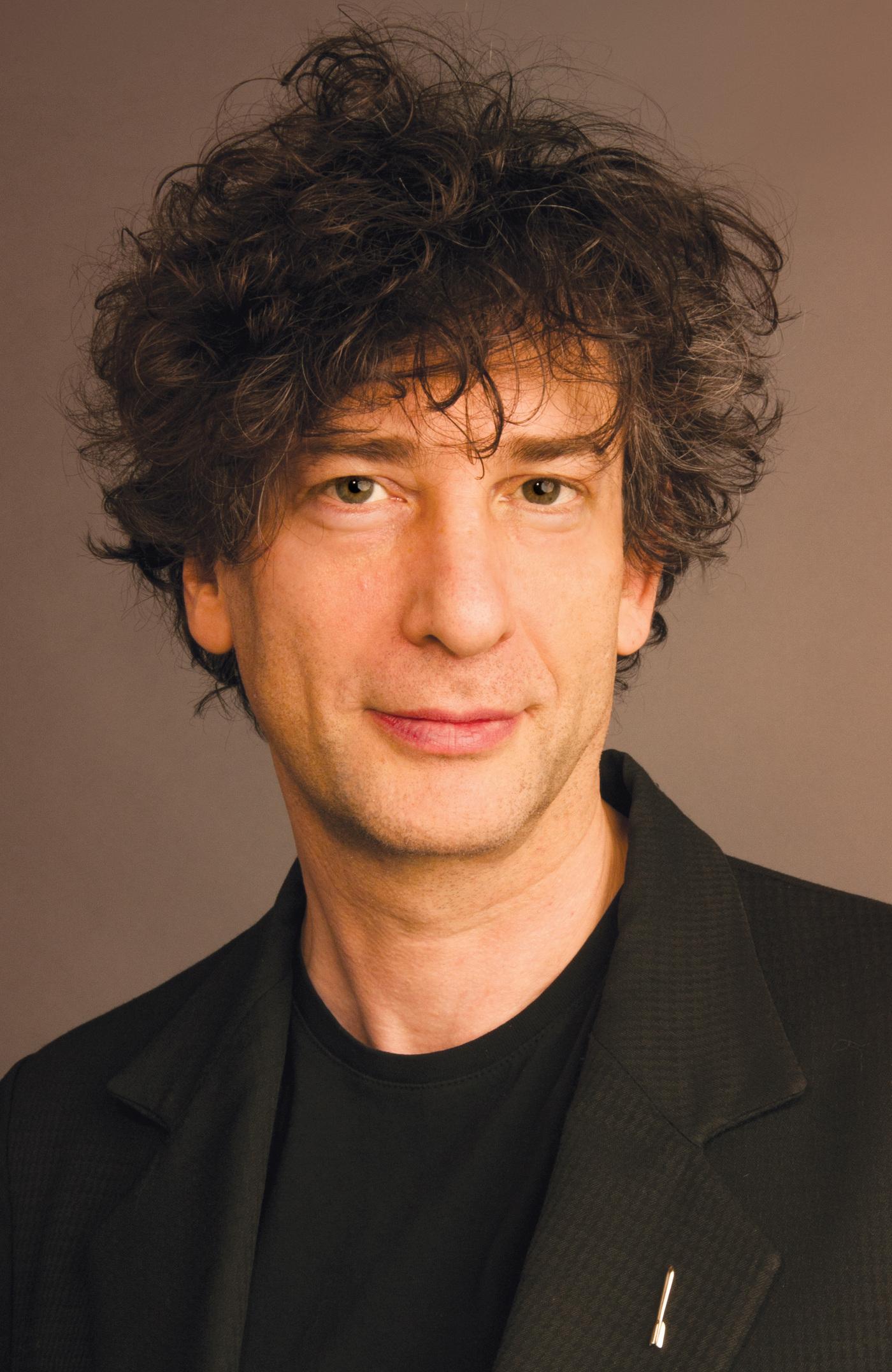 Neil Gaiman Turns His Grad Speech Into 'Good Art' : NPR