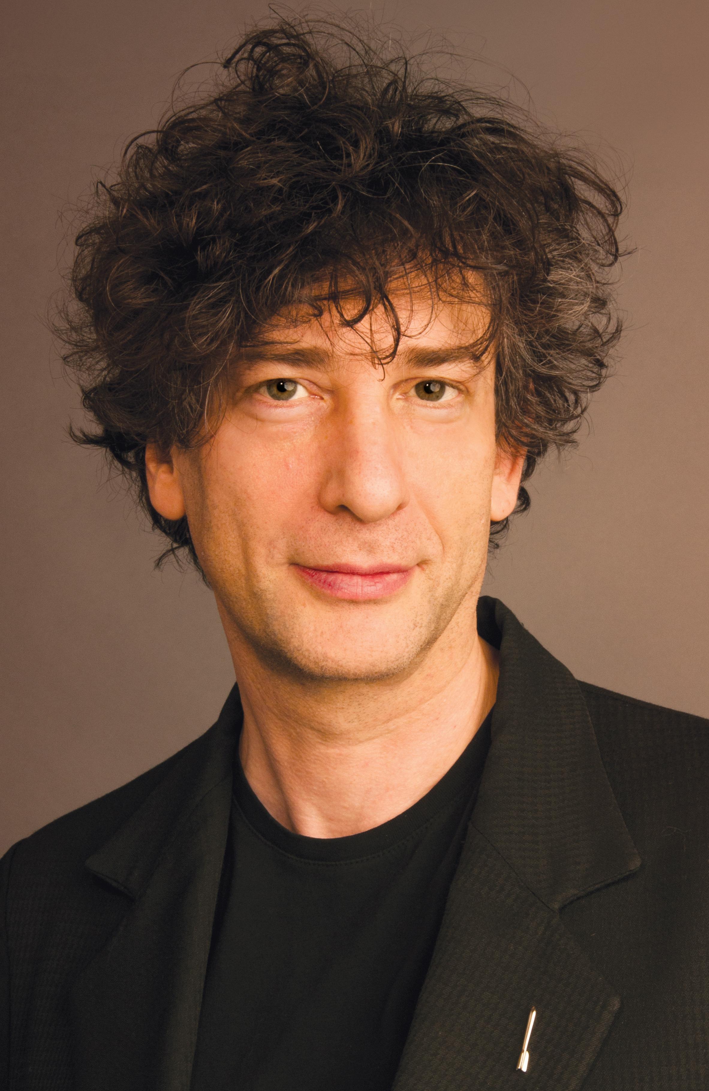 Neil Gaiman Turns His Grad Speech Into 'Good Art'