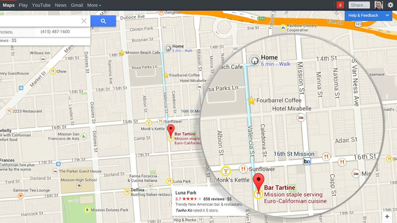 Google's Privacy Shift Powers New Customized Maps : All Tech ... on google map santa barbara county, google map laramie, google map madera, google map davis, google map staten island, google map willows, google map cleveland, google map green bay, google map embarcadero, google map newport beach, google map el paso, google map carlsbad, google map los gatos, google map bethesda, google map cincinnati, google map varadero, google map el monte, google map las gaviotas, google map grand teton, google map harrisburg,