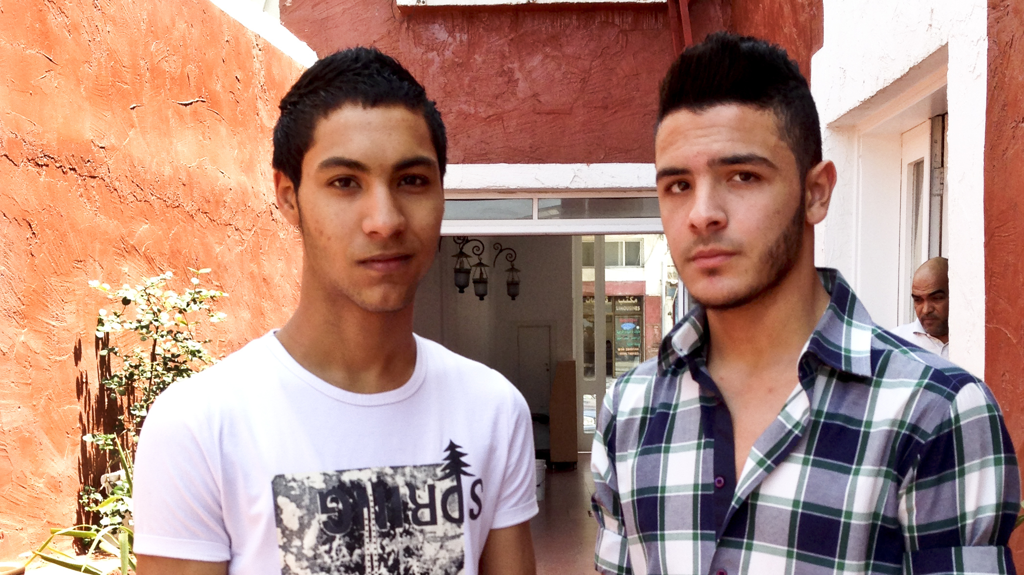 Young Gazan Men Get Unwanted Haircuts, Courtesy Of Police