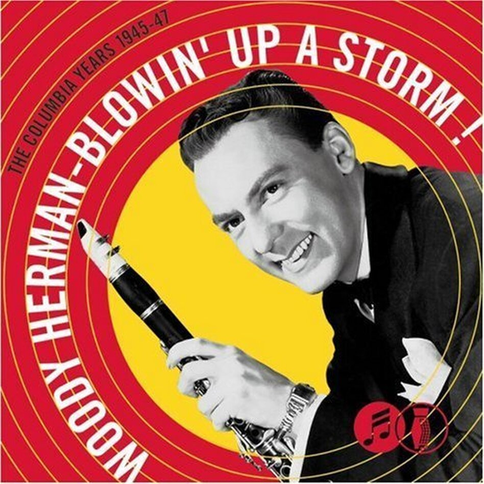 Blowin' Up A Storm cover ( )