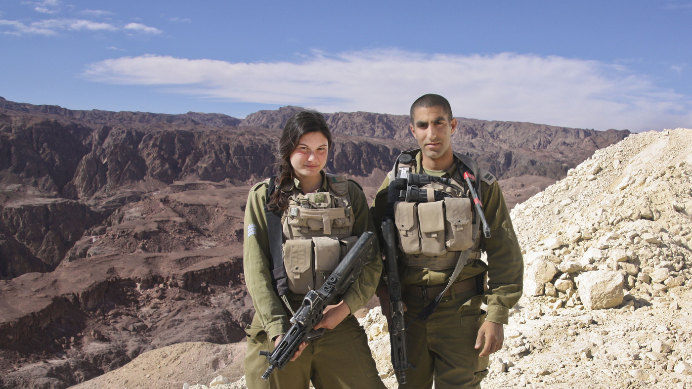 Ισραηλ: Women In Combat: Some Lessons From Israel's Military