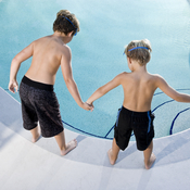 Is it safe? The water in many public pools is contaminated with E. coli, a study finds.