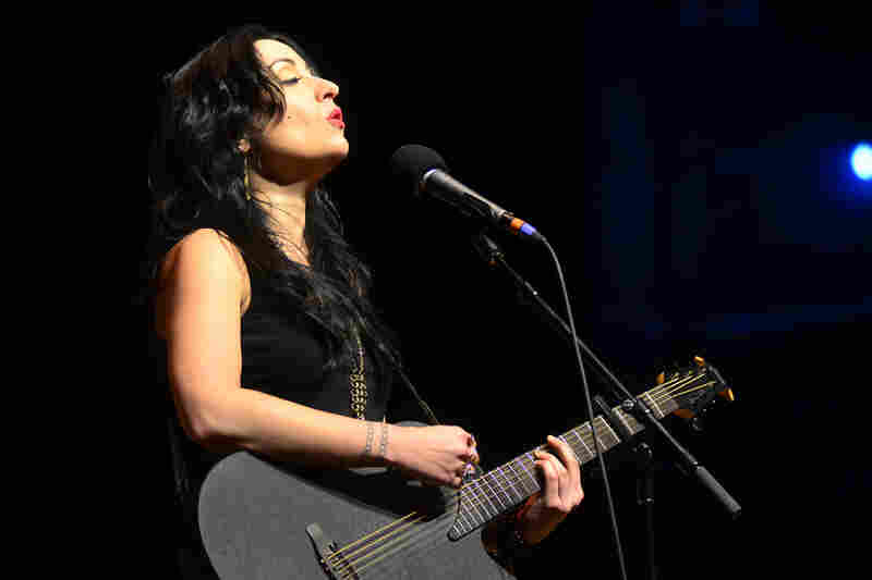 Singer-songwriter Mieka Pauley makes her second appearance on Mountain Stage, recorded live on the campus of West Virginia University in Morgantown.