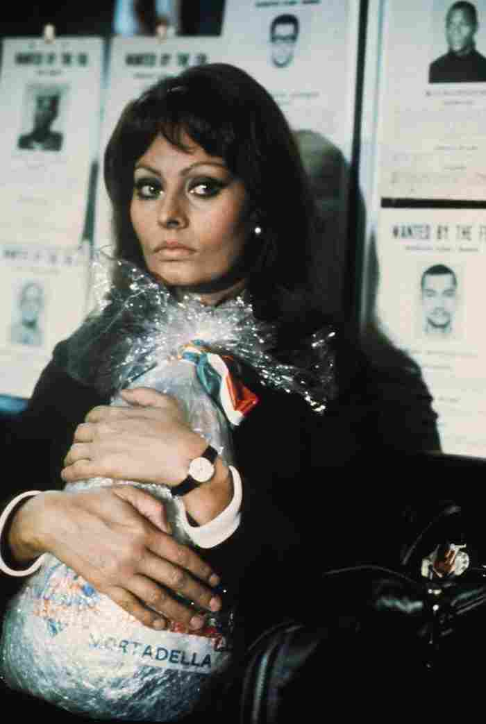 Even Sophia Loren felt compelled to smuggle mortadella, despite a U.S. ban — well, her character did, anyway, in the 1971 film Lady Liberty.