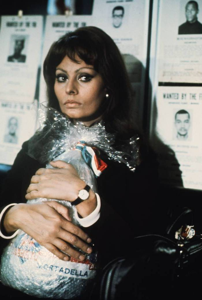 Even Sophia Loren felt compelled to smuggle mortadella, despite a U.S. ban -- well, her character did, anyway, in the 1971 film Lady Liberty.