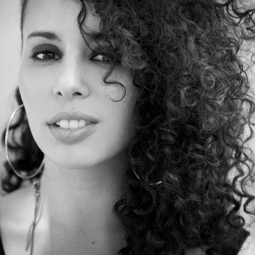Puerto Rican singer Raquel Sofia.