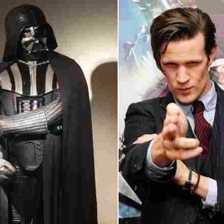 Almost Nerd Wars: 'Doctor Who' & 'Star Wars' Fans Have Spat
