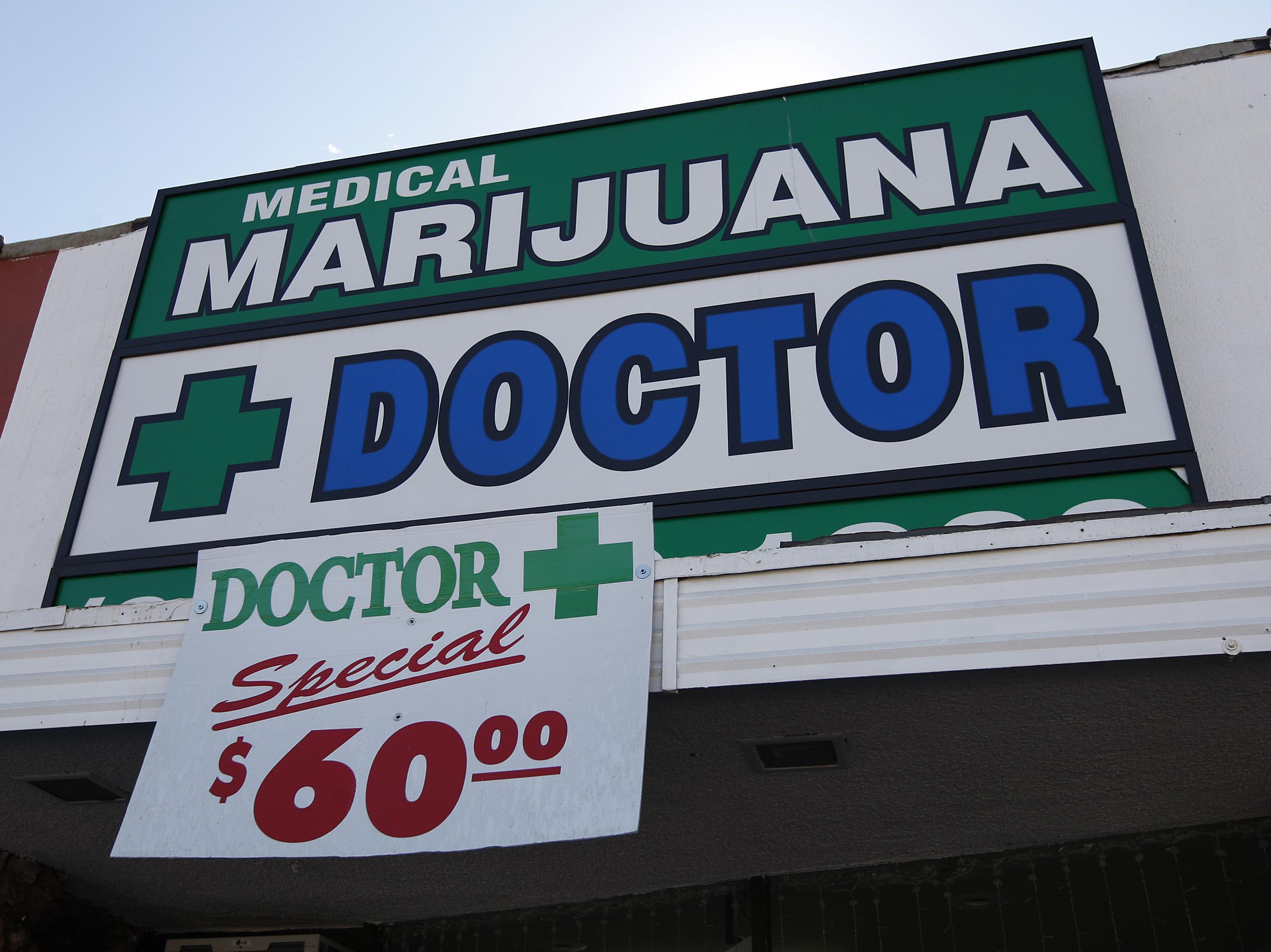 Illinois Lawmakers Send Medical Marijuana Bill To Governor
