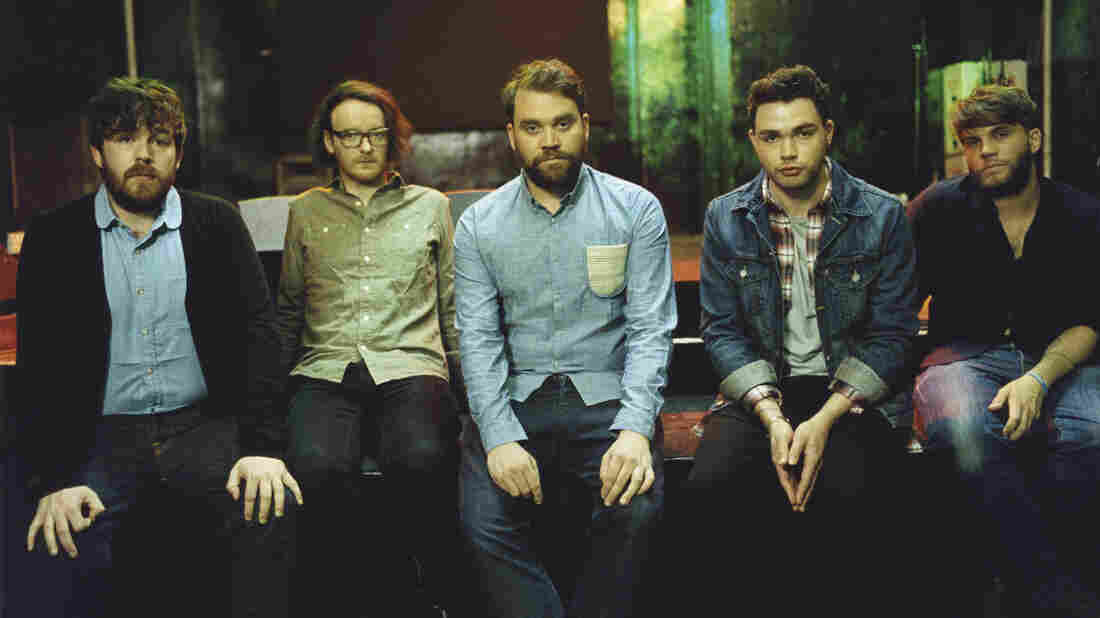 Frightened Rabbit.