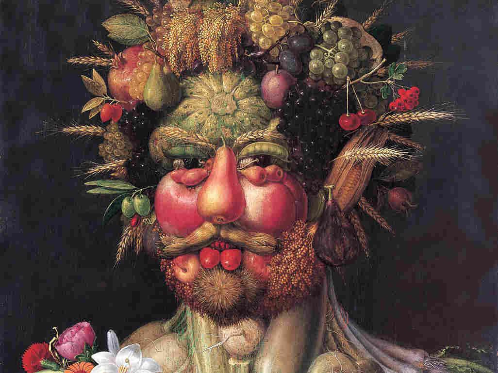 Vertumnus, Arcimboldo's portrait of Emperor Rudolph II