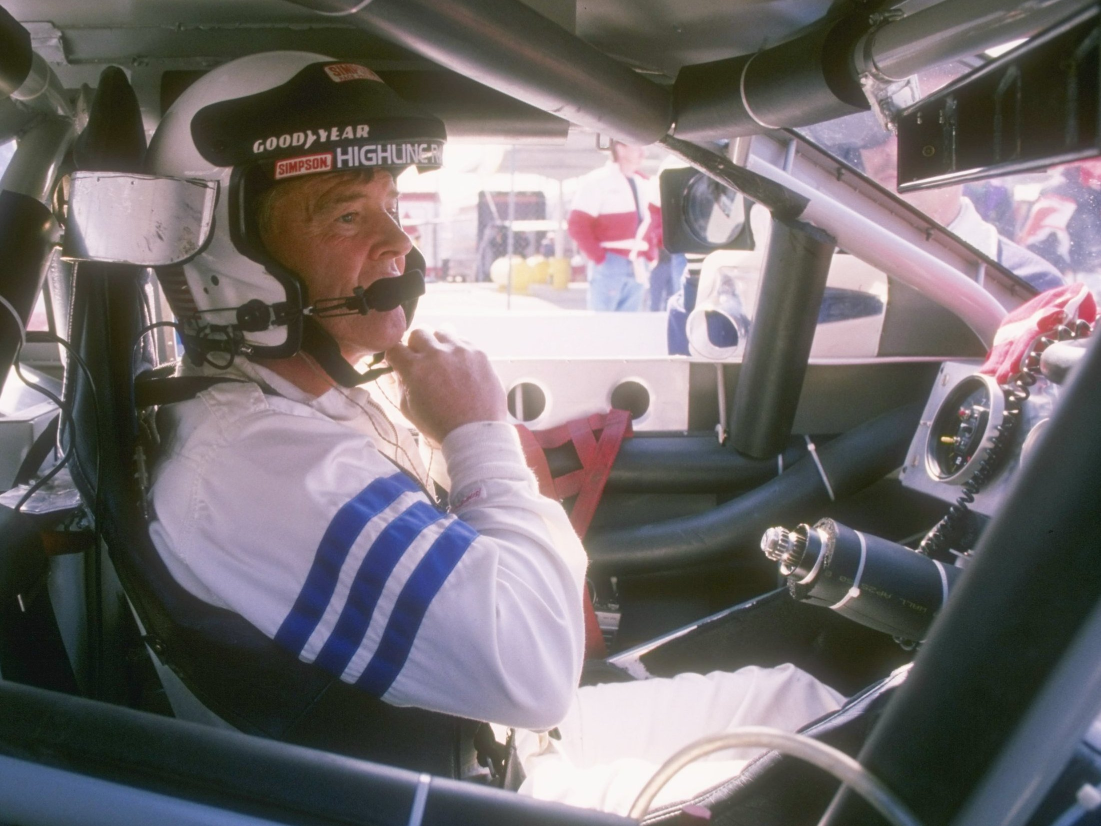 Famed Race Driver Dick Trickle Dies, Suicide Suspected