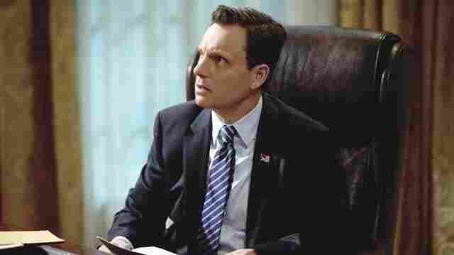Tony Goldwyn as Fitz on Scandal.