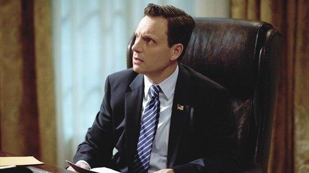 Tony Goldwyn as Fitz on Scandal.