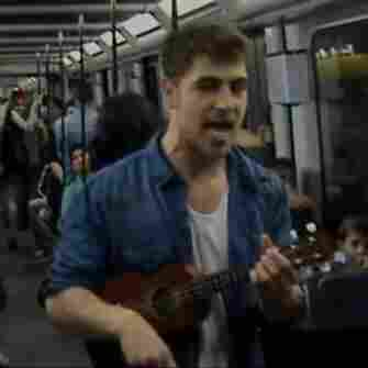 Spaniard's Song Brings YouTube Fame ... And Maybe A Job