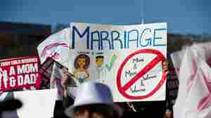 Bans Of Same-Sex Marriage Can Take A Psychological Toll