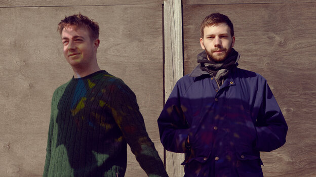 Mount Kimbie's new album, Cold Spring Fault Less Youth, comes out May 28.