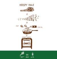 Krispy Kale Recipe