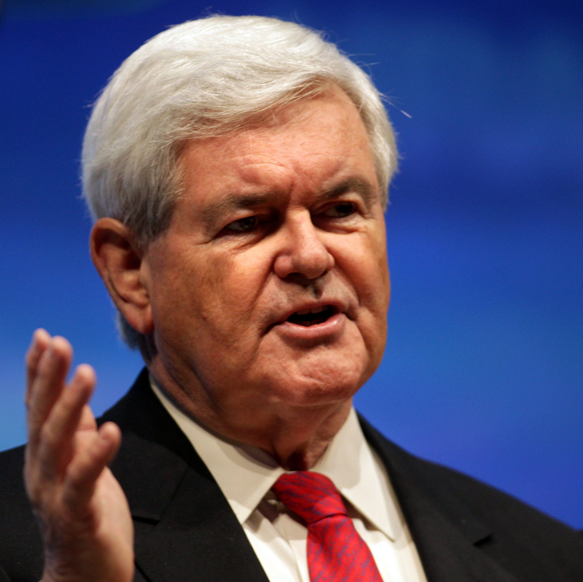 Gingrich Cautions GOP About 'Overreach' On Scandals : The