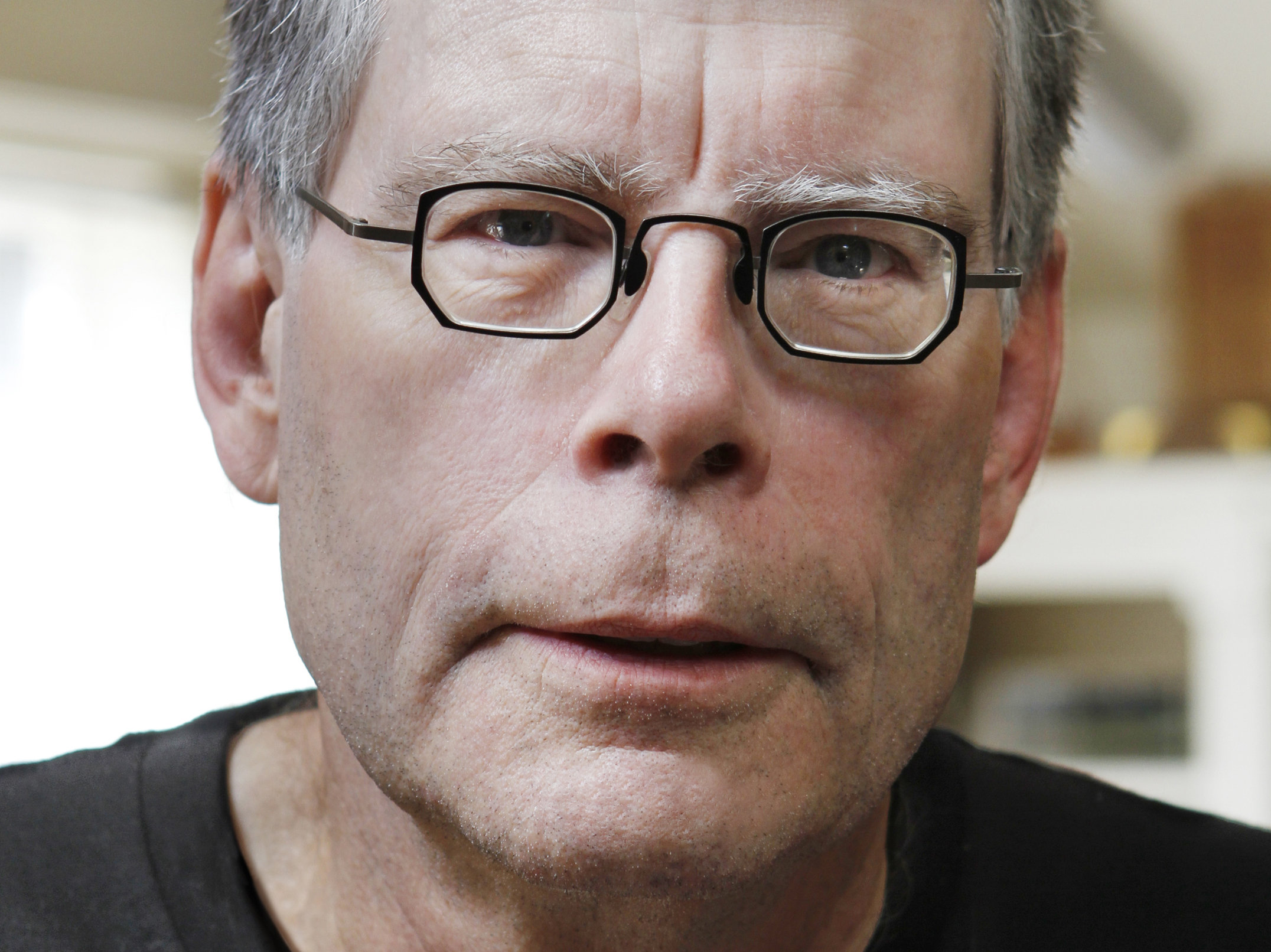 Stephen King On Growing Up, Believing In God And Getting Scared