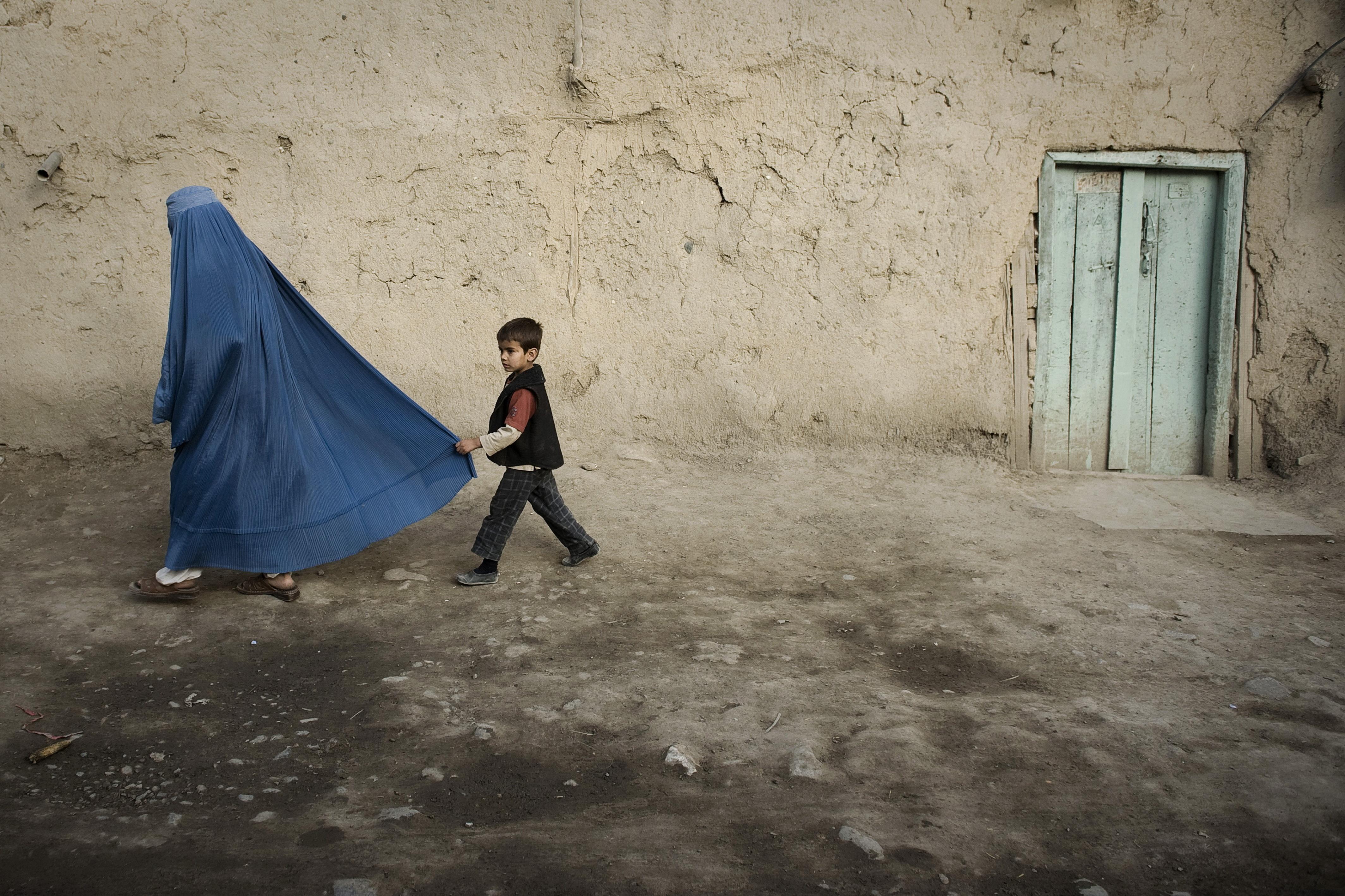 Afghan Parliament Halts Debate On Women's Rights Bill