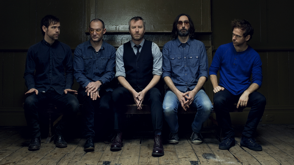 The National. (Courtesy of the artist)