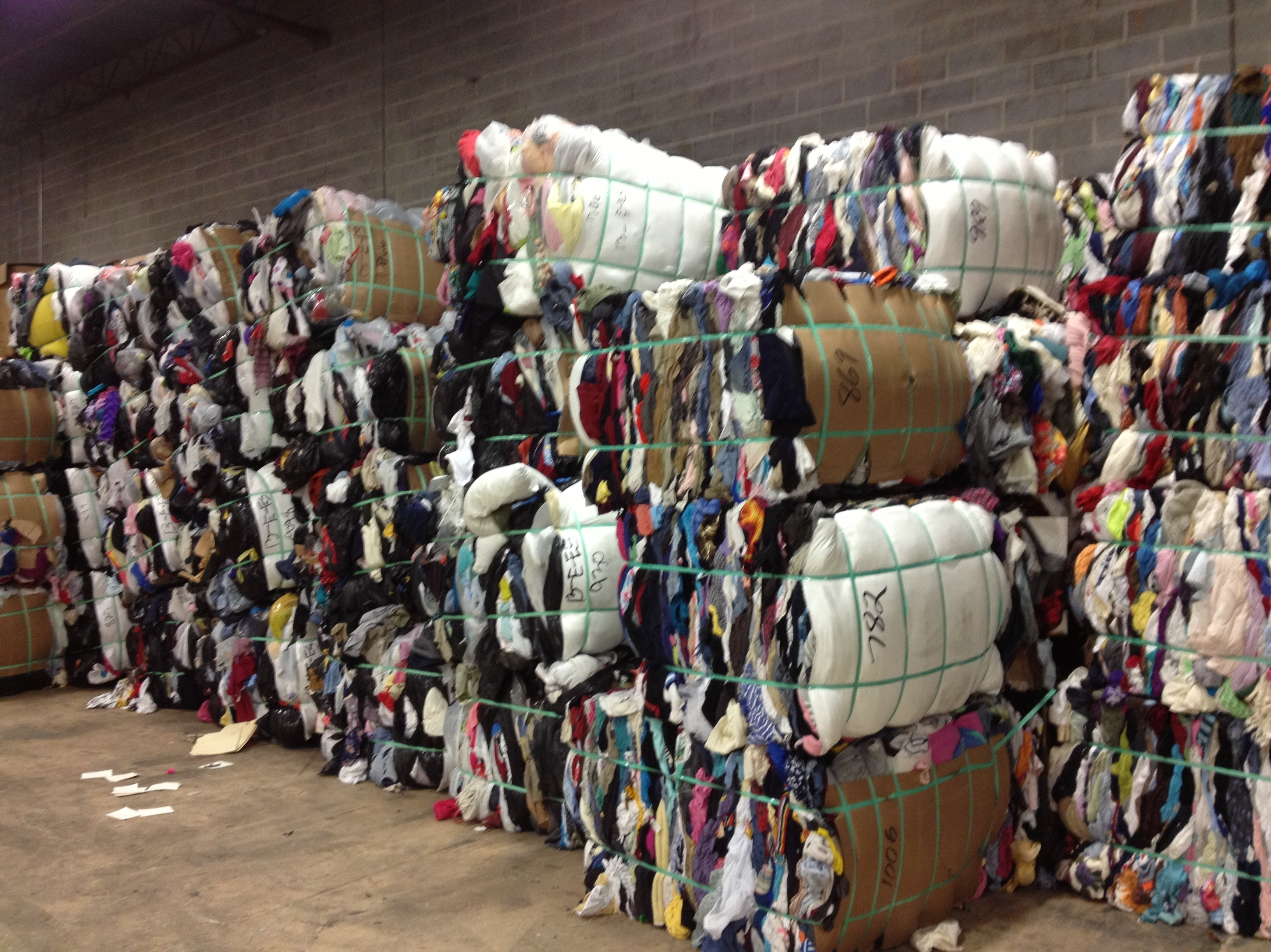 The Global Afterlife Of Your Donated Clothes