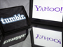 They're coming together: Yahoo will pay $1.1 billion to acquire Tumblr.