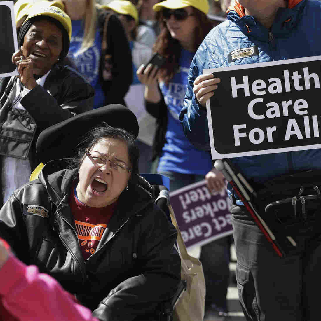 Texas Medicaid Debate Complicated By Politics And Poverty