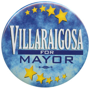 The election to succeed the term-limited Villaraigosa is today.