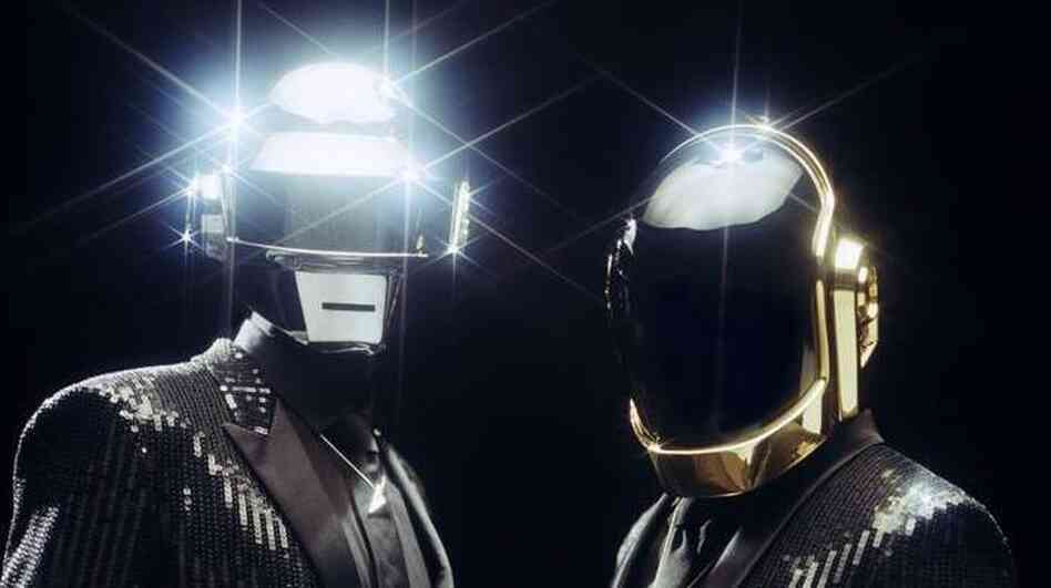 Guy-Manuel de Homem-Christo and Thomas Bangalter are the two men behind Daft Punk.