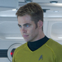 Chris Pine and Zachary Quinto in Star Trek Into Darkness.