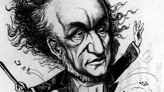 Richard Wagner was a larger than life figure, and his innovations as a composer changed Western music forever. (Getty Images)