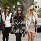 The cast of Sofia Coppola's The Bling Ring, which writer Raj Ranade says has set a high bar for other contenders at this year's Cannes Film Festival.