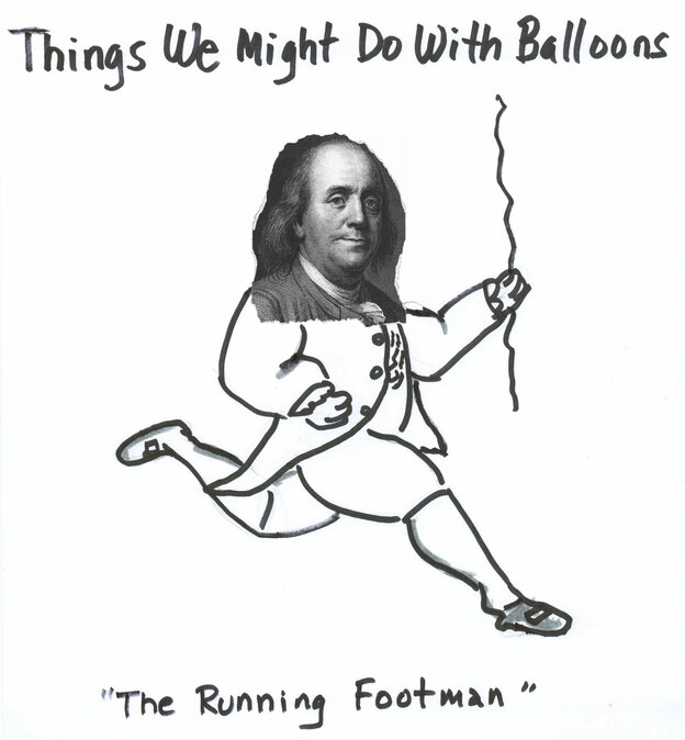The Running Footman