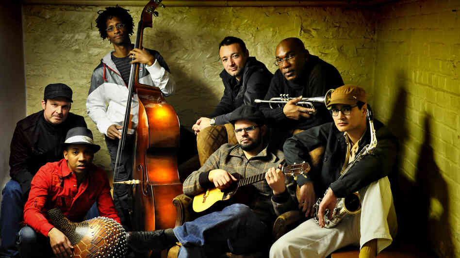 The Toronto band Kobo Town plays a mix of old-school calypso, ska and West Indian styles.