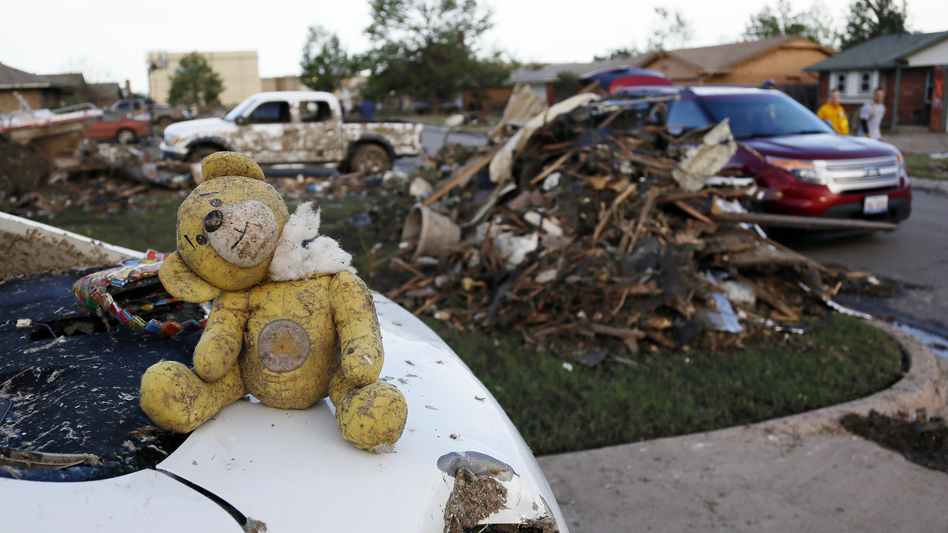 Officials think they've found all the survivors, and victims, of the massive tornado.