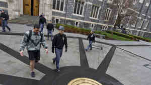 The U.S. Military Academy at West Point, N.Y.