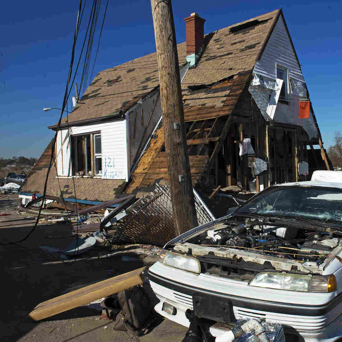 Hardly A Haven: Home Can Be Deadly In Natural Disasters