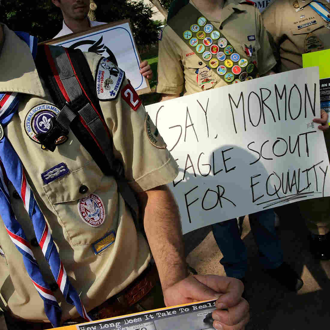 Boy Scouts Vote To Admit Openly Gay Members