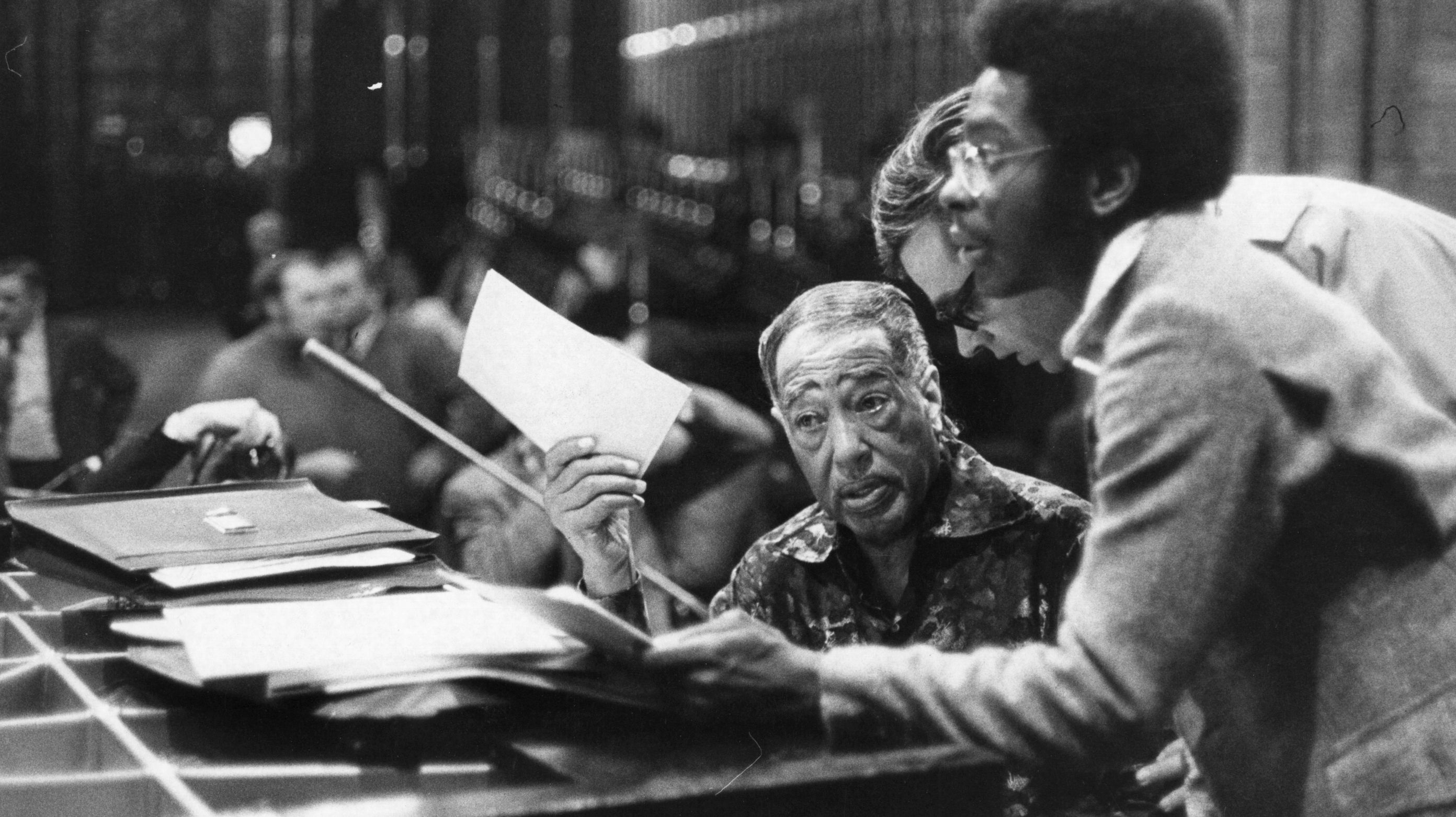 duke ellington the music politics and Duke ellington's washington is a dynamic blend of the music and pictures that illuminate both young ellington and the hometown that nurtured him, and the intimate oral histories of people who.