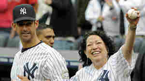Justice Sotomayor Takes Swing At Famed Baseball Case