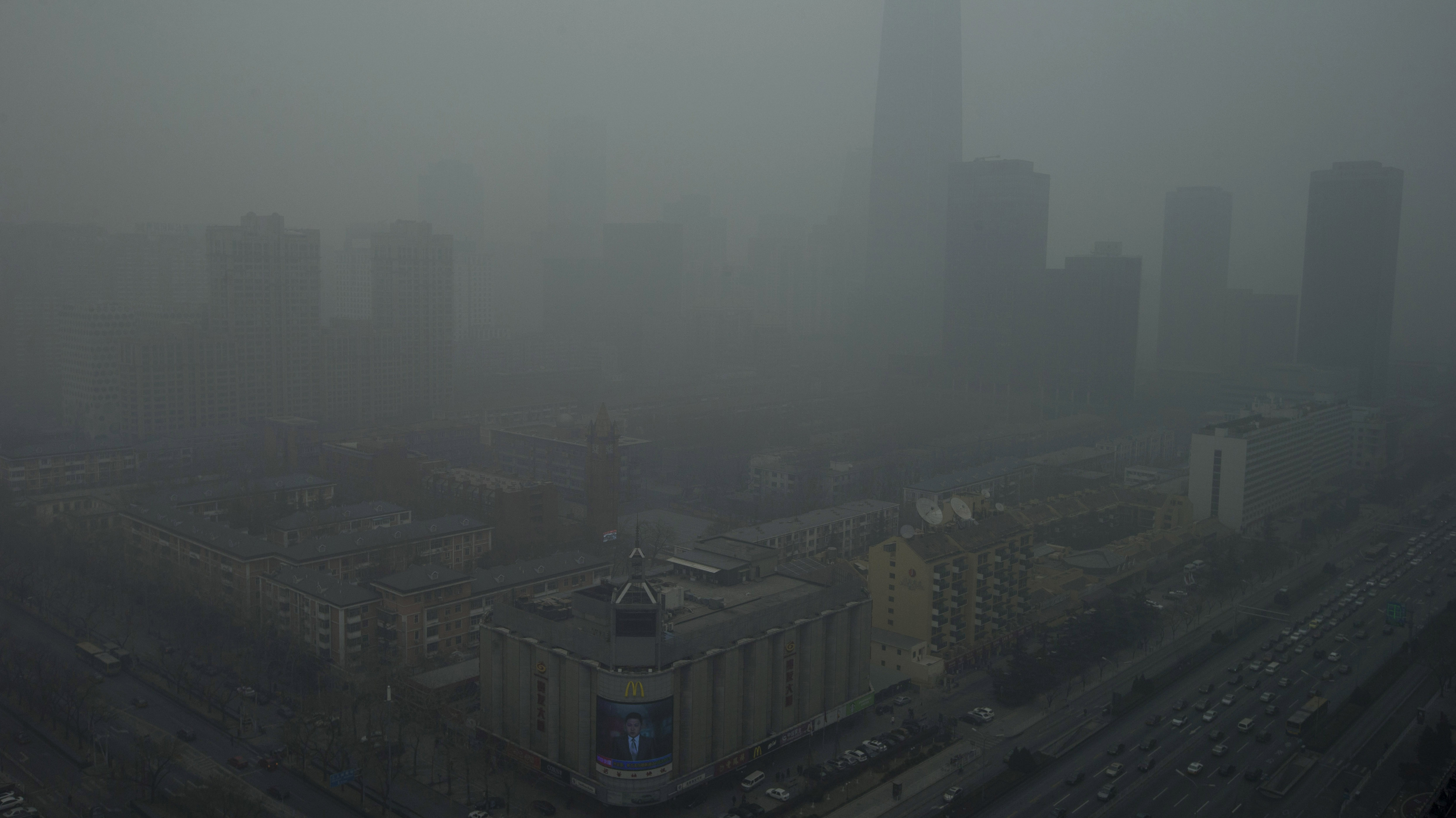 China's Air Pollution: Is The Government Willing To Act?