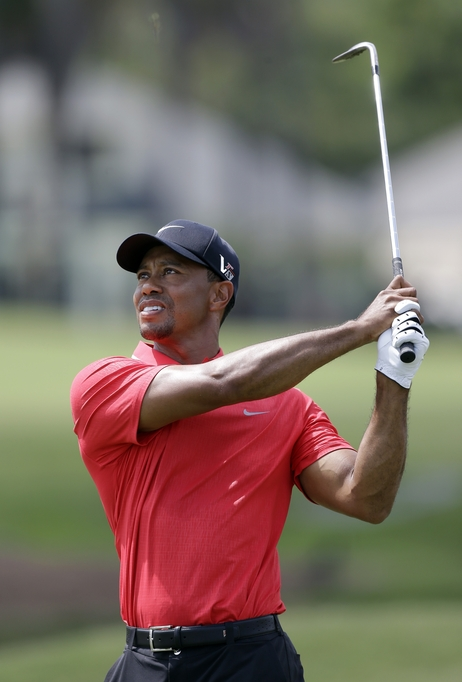 A rival of Tiger Woods made a joke that was construed by many as racist.