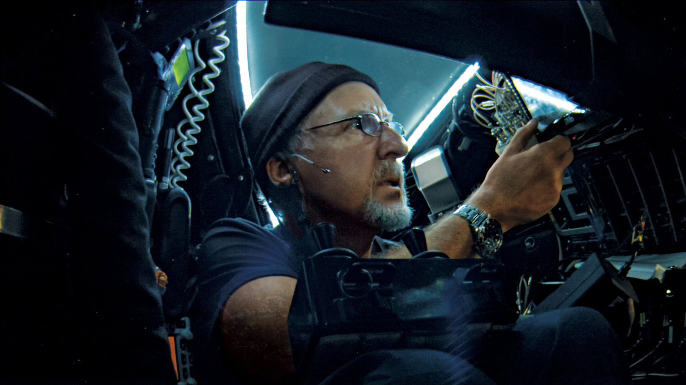 Descending Into The Mariana Trench: James Cameron's ...