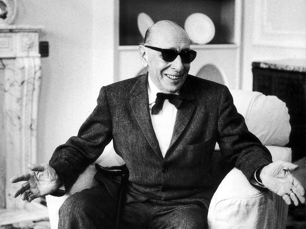 gor stravinskiy English: igor fyodorovich stravinsky (17 june 1882 - 6 april 1971) was a russian composer, pianist, and conductor, widely acknowledged as one of the most important and influential composers of 20th century music.
