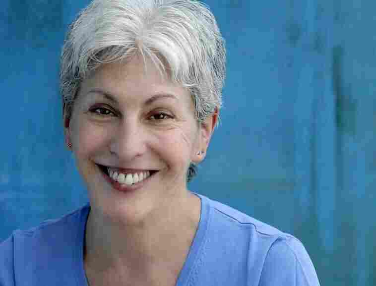 Mollie Katzen, author of Moosewood Cookbook