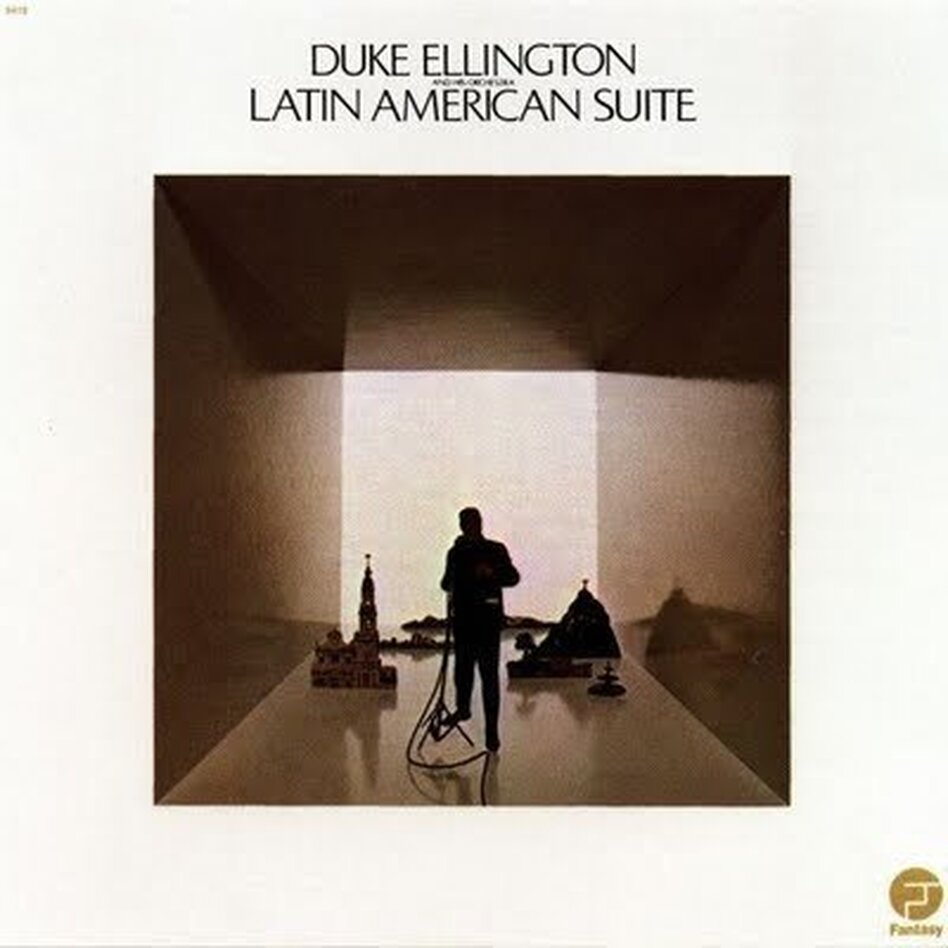 Latin American Suite cover