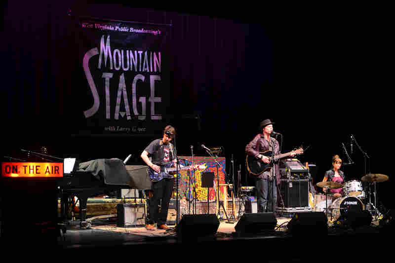Paleface makes his first appearance on Mountain Stage, recorded live at the Culture Center Theater in Charleston, W.Va.